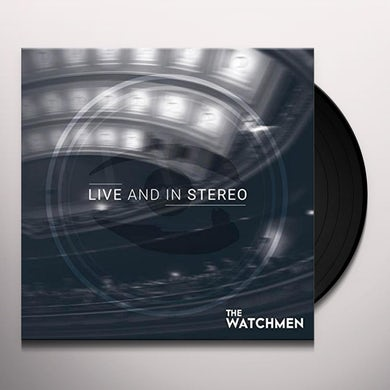 Watchmen LIVE & IN STEREO Vinyl Record