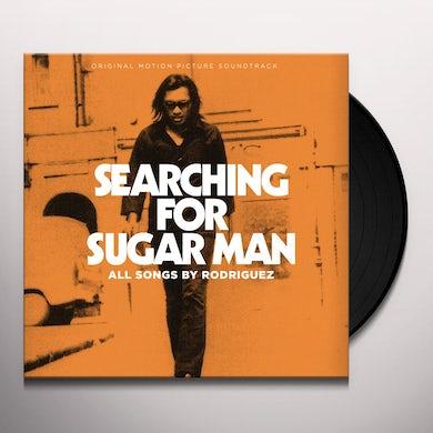 Rodriguez    SEARCHING FOR SUGAR MAN / Original Soundtrack Vinyl Record - Limited Edition, 180 Gram Pressing