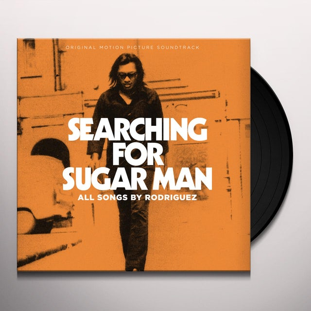 Rodriguez (Dlcd) (Ltd) (Ogv) SEARCHING FOR SUGAR MAN / O.S.T. Vinyl Record - Limited Edition, 180 Gram Pressing
