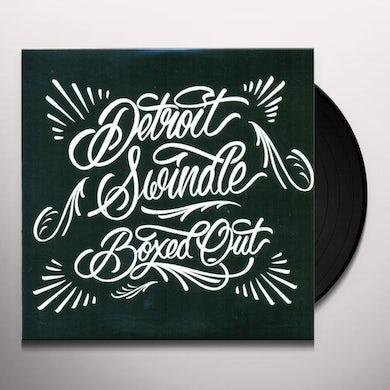 Detroit Swindle BOXED OUT Vinyl Record