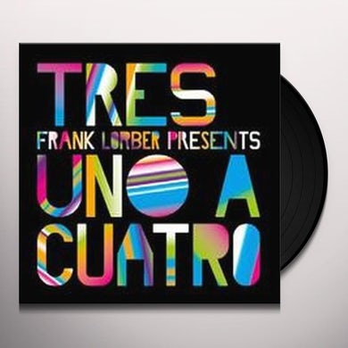 Tres Uno A Cuatro Vinyl Record