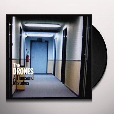 The Drones THOUSAND MISTAKES Vinyl Record