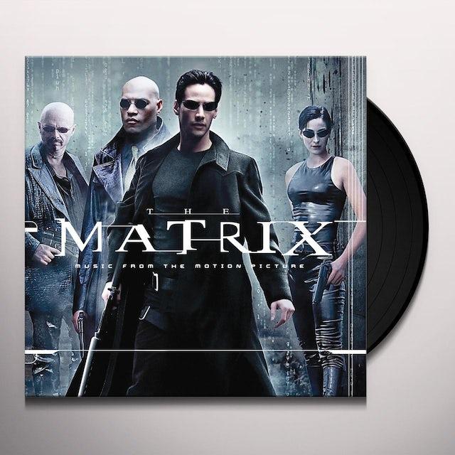 Matrix: Music From The Original Motion / Various