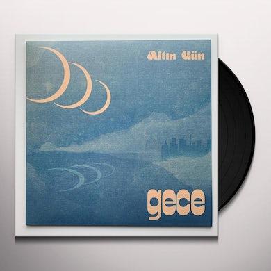 Altın Gun GECE (SUMMER SKY WAVE LP) Vinyl Record