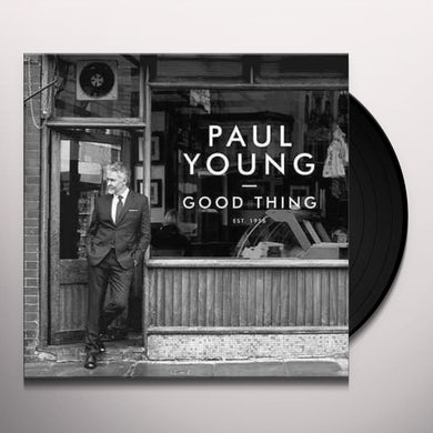 Paul Young GOOD THING Vinyl Record