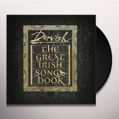 Dervish GREAT IRISH SONGBOOK Vinyl Record