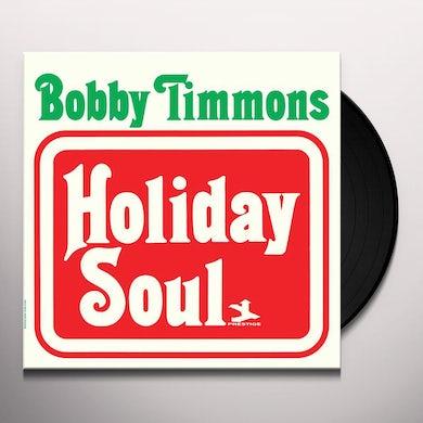 Bobby Timmons HOLIDAY SOUL Vinyl Record