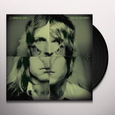 Kings Of Leon ONLY BY THE NIGHT Vinyl Record