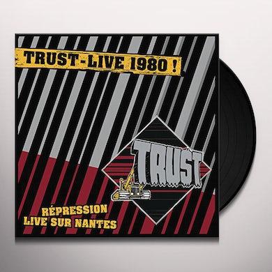 REPRESSION LIVE SUR NANTES Vinyl Record