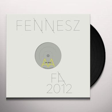 Fennesz FA 2012 Vinyl Record