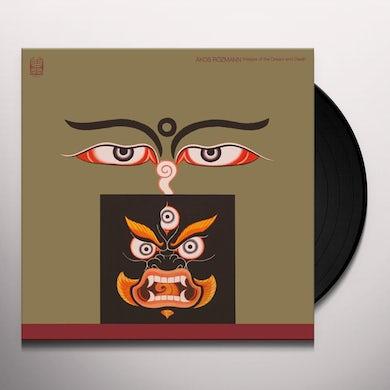 Akos Rozmann IMAGES OF THE DREAM & DEATH Vinyl Record