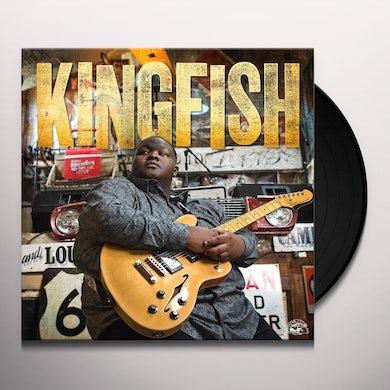 KINGFISH Vinyl Record