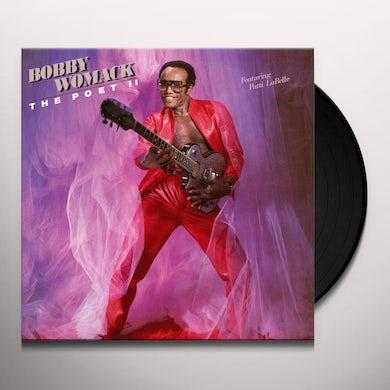 Bobby Womack The Poet II (LP) Vinyl Record