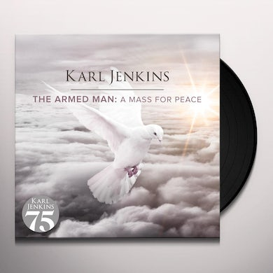 ARMED MAN: A MASS FOR PEACE Vinyl Record