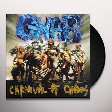 Gwar CARNIVAL OF CHAOS Vinyl Record