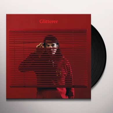 Glitterer LOOKING THROUGH THE SHADES Vinyl Record
