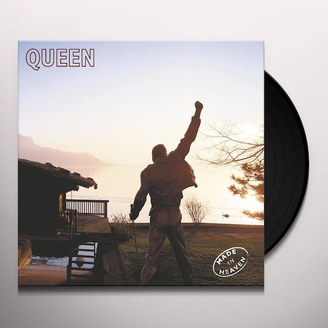Queen MADE IN HEAVEN Vinyl Record