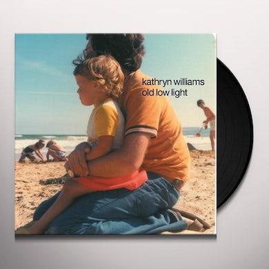 Old Low Light Vinyl Record
