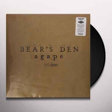 Bear's Den AGAPE Vinyl Record