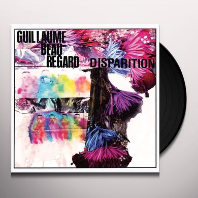 Guillaume Beauregard DISPARITION Vinyl Record