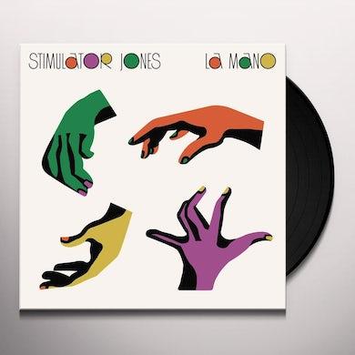 Stimulator Jones La Mano Vinyl Record