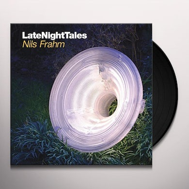 LATE NIGHT TALES: NILS FRAHM Vinyl Record - Digital Download Included