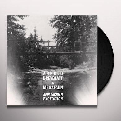 Arnold Dreyblatt APPALACHIAN EXCITATION Vinyl Record