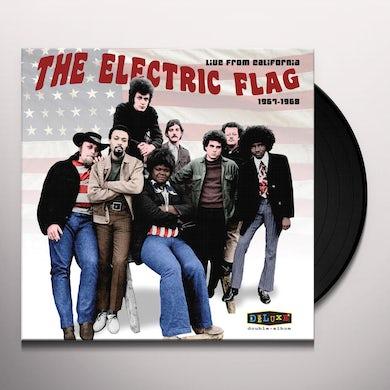 ELECTRIC FLAG LIVE Vinyl Record