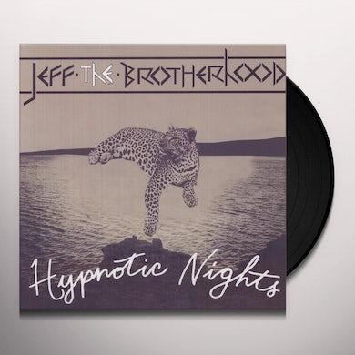 Jeff The Brotherhood HYPNOTIC NIGHTS Vinyl Record