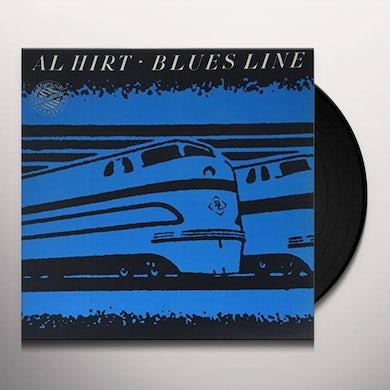 Al Hirt BLUES LINE Vinyl Record