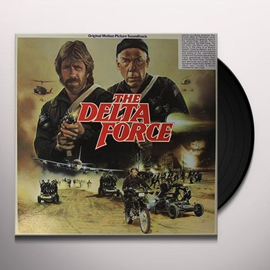 Alan Silvestri DELTA FORCE - O.S.T. Vinyl Record