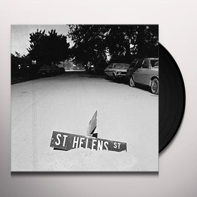 Mercy Ties PROPER CORRUPTION Vinyl Record