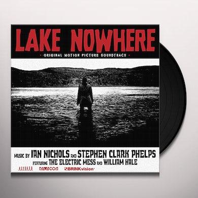 LAKE NOWHERE / Original Soundtrack Vinyl Record