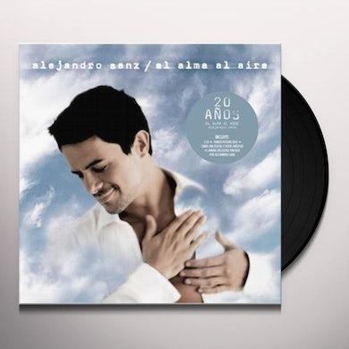 Alejandro Sanz EL ALMA AL AIRE (20 ANIVERSARIO) Vinyl Record