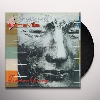 Alphaville FOREVER YOUNG Vinyl Record