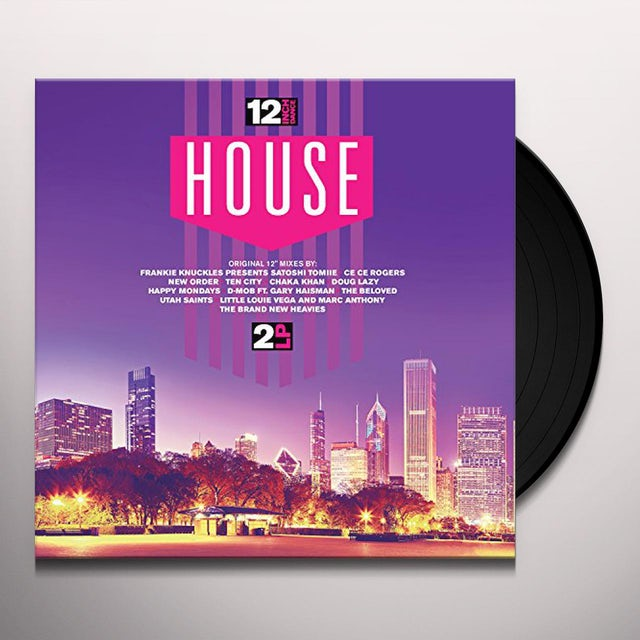 12 Inch Dance: House / Various