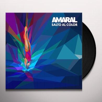 Amaral SALTO AL COLOR Vinyl Record