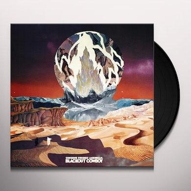Sunshine Frisbee Laserbeam BLACKOUT COWBOY Vinyl Record