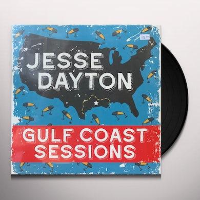 Jesse Dayton Gulf Coast Sessions Vinyl Record