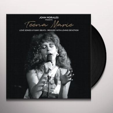 JOHN MORALES PRESENTS TEENA MARIE - LOVE SONGS Vinyl Record