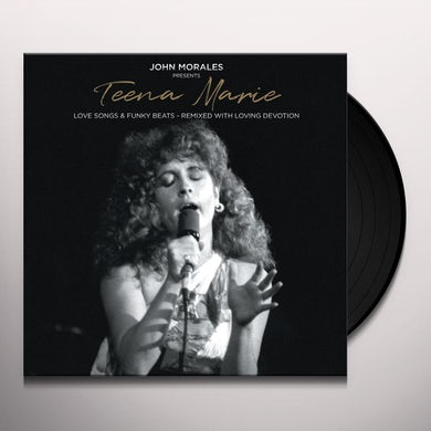 JOHN MORALES PRESENTS TEENA MARIE - LOVE SONGS Vinyl Record