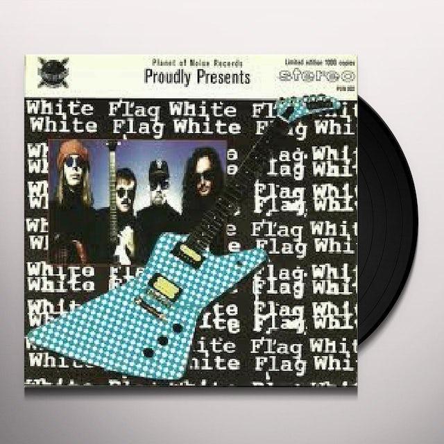 White Flag NOVOCAINE Vinyl Record