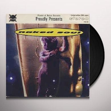 Naked Soul TEMPTATION EYES / EMPTY POCKETS Vinyl Record