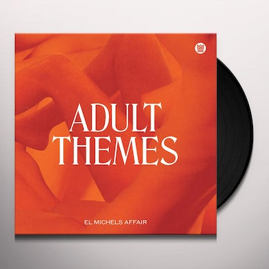 ADULT THEMES Vinyl Record