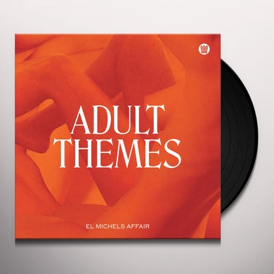 ADULT THEMES (COLOR VINYL) Vinyl Record
