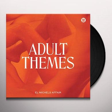 El Michels Affair ADULT THEMES (COLOR VINYL) Vinyl Record