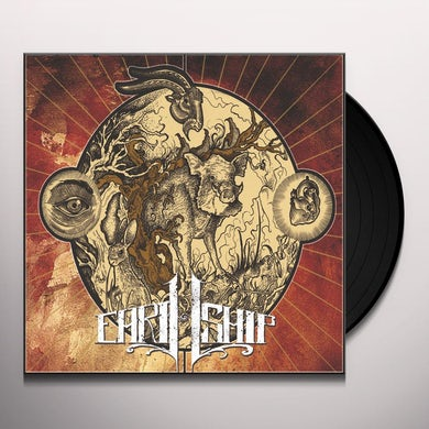 Earthship EXIT EDEN Vinyl Record
