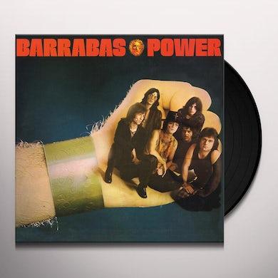 Barrabas POWER Vinyl Record