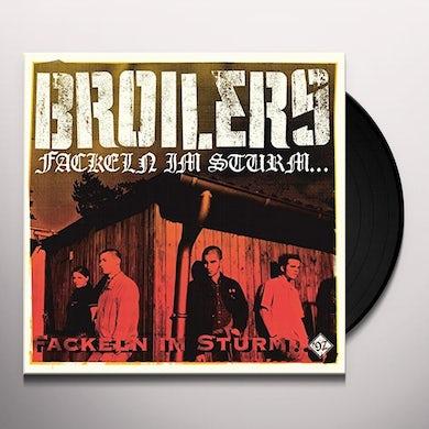 BROILERS FACKELN IM STURM Vinyl Record