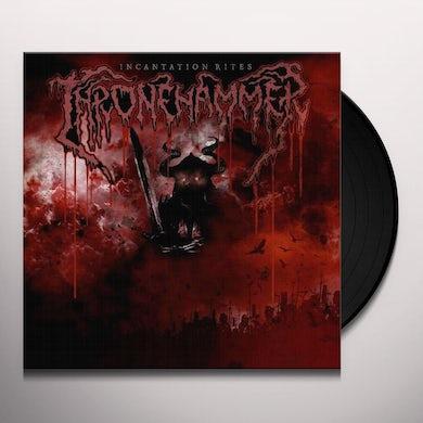 Thronehammer INCANTATION RITES Vinyl Record